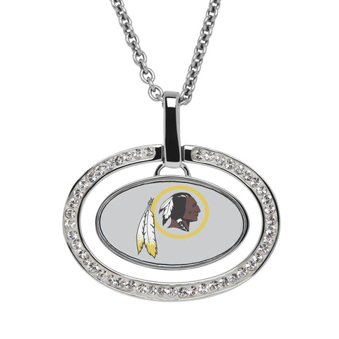 Redskins Pendant Necklace - Kuhn's Jewelers