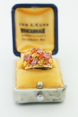 Multi-colored Sapphire - Kuhn's Jewelers