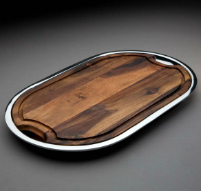Ridge Tray with Wood Insert - Kuhn's Jewelers