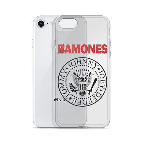 Ramones iPhone Case