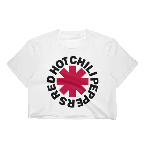 Red Hot Chili Peppers Original Crop Top