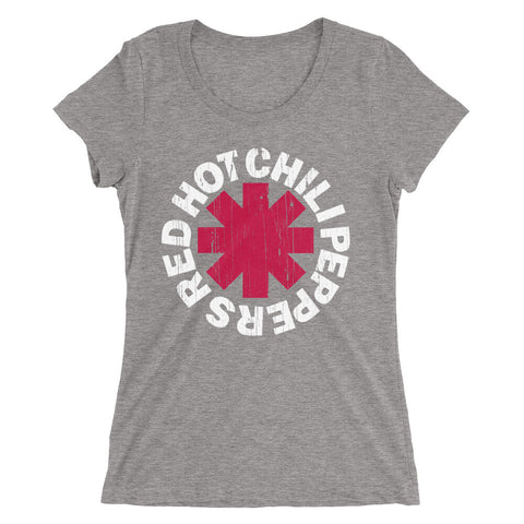 Red Hot Vintage Ladies' Short Sleeve T-shirt