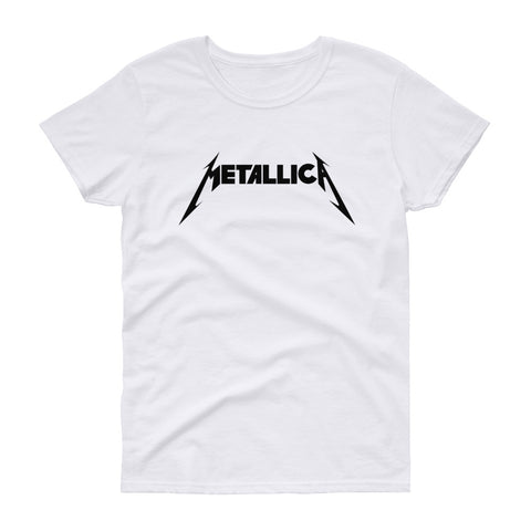 Metallica Women's Short Sleeve T-shirt