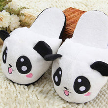 Load image into Gallery viewer, Women's Panda Slippers