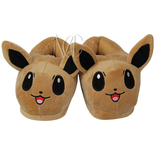 Evee Pokemon Slippers