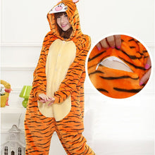 Load image into Gallery viewer, Adult Tiger Onesie