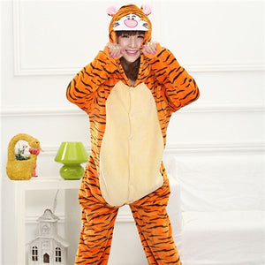 Adult Tiger Onesie