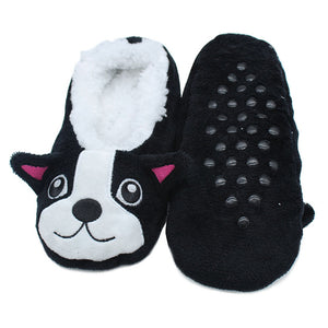 Women's Dog Slippers