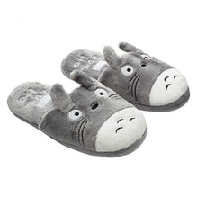 Load image into Gallery viewer, Totoro House Slippers