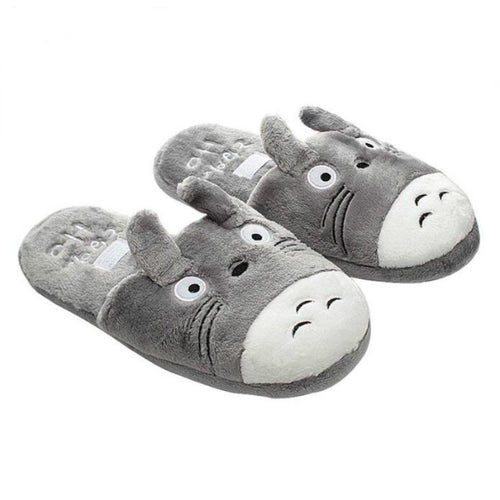 Totoro House Slippers