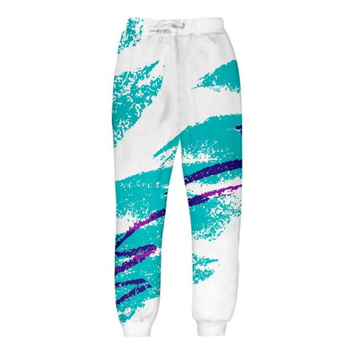Jazzy 90s Cup Sweat Pants