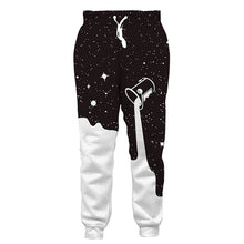 Load image into Gallery viewer, Painted Galaxy Sweat Pants