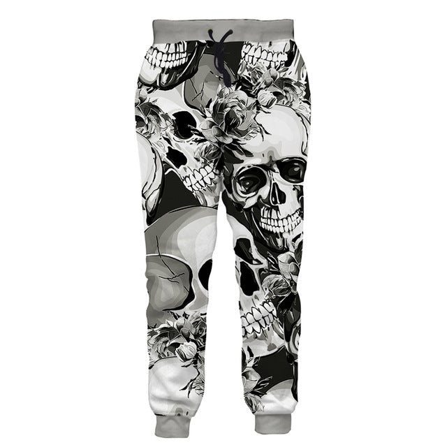 Skull Sweat Pants