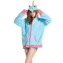 Load image into Gallery viewer, Unicorn Hoodie