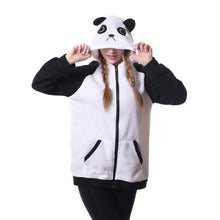 Load image into Gallery viewer, Panda Hoodie With Ears