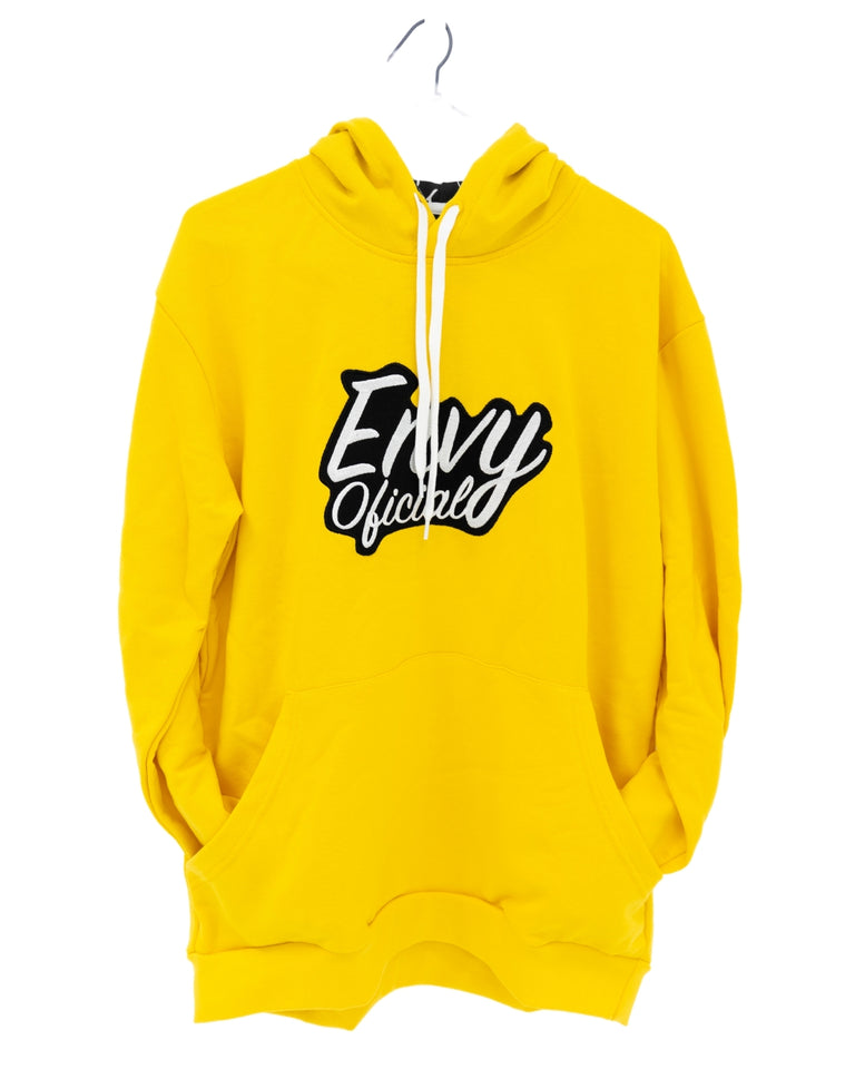 SUDADERA RETRO YELLOW ENVY