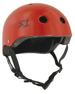 S-ONE LIFER HELMET GLOSS RED