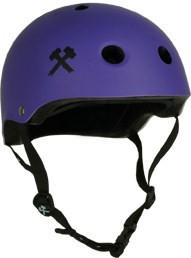 S-ONE MINI LIFER HELMET MATTE PURPLE