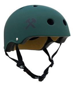 S1 LIFER HELMET DARK GREEN