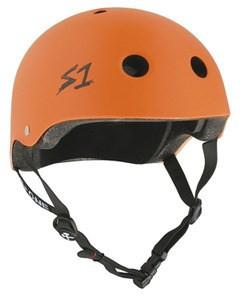 S-ONE LIFER HELMET MATTE ORANGE