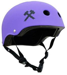 S-ONE LIFER HELMET MATTE PURPLE
