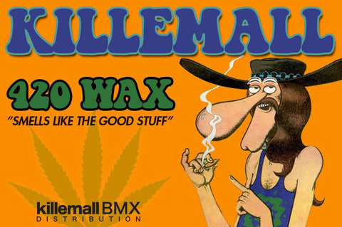KILLEMALL 420 WAX