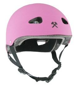 S-ONE MINI LIFER HELMET MATTE HOT PINK