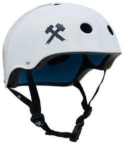 S1 LIFER HELMET GLOSS WHITE