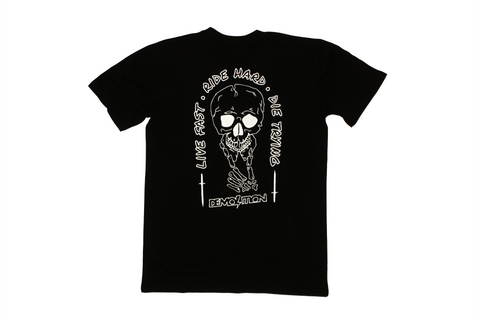 DEMOLITION DIE TRYING T-SHIRT