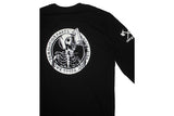 DEMOLITION JASON WATTS FAST & LOOSE LONG SLEEVE T-SHIRT