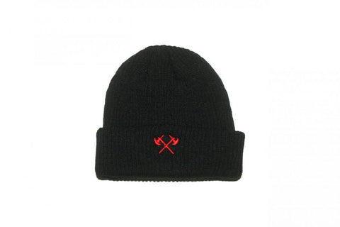 DEMOLITION AXES CUFF BEANIE