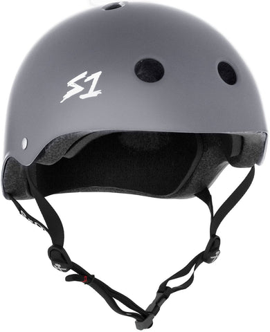 S-ONE MEGA LIFER HELMET DARK GREY (***Larger version of the Lifer)