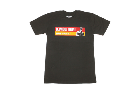 DEMOLITION SERVE & PROTECT S/S SHIRT