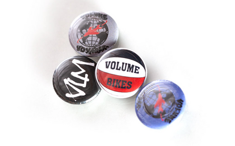 VOLUME BIKES BUTTON PACK
