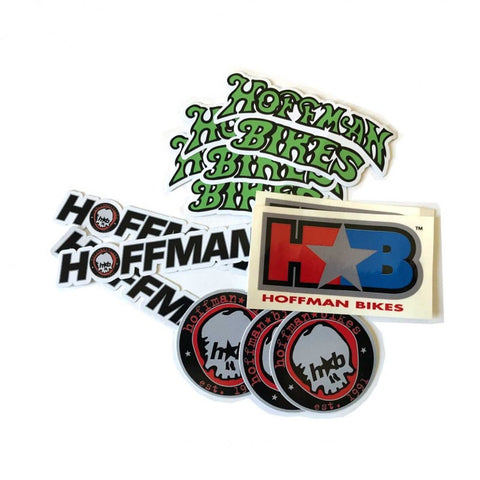 HOFFMAN BIKES STICKER PACK