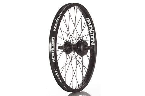 "DEMOLITION RYAN ""BIZ"" JORDAN ROTATOR V4 PRO FREECOASTER WHEEL"