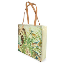 "Load image into Gallery viewer, ""Under The Sea"" Shopping Tote Beach Bag"