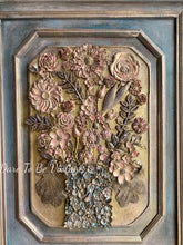 Load image into Gallery viewer, SOLD 'Embrace Me In Flowers ' Jacobean Vintage Armoire