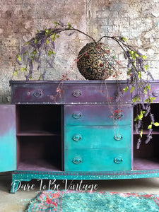 painted vintage furniture