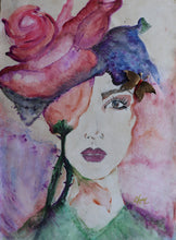 Load image into Gallery viewer, 'Cover Me In Flowers' Fine Art Print 11 X 14