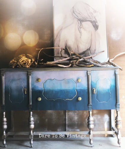 Sold Bohemian Sideboard Buffet ~ Moody Blues