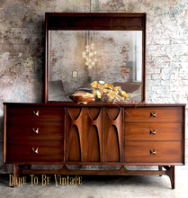 Load image into Gallery viewer, SOLD SOLD Vintage Mid Century Broyhill Brasília Dresser Credenza