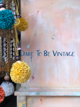 Load image into Gallery viewer, Hand Painted Bohemian Style Dresser