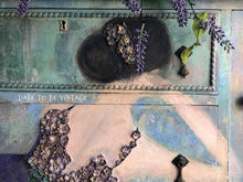 Load image into Gallery viewer, SOLD Miss Violet's Garden Whimsical Buffet