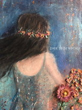 Load image into Gallery viewer, SOLD 'The Secret Garden' Original Art