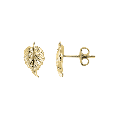 Plain Forest Earring