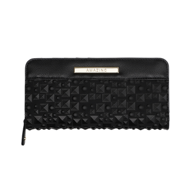 Black Wallet Handbag