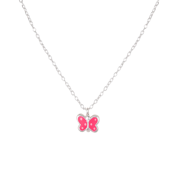 Pink Kids Necklace