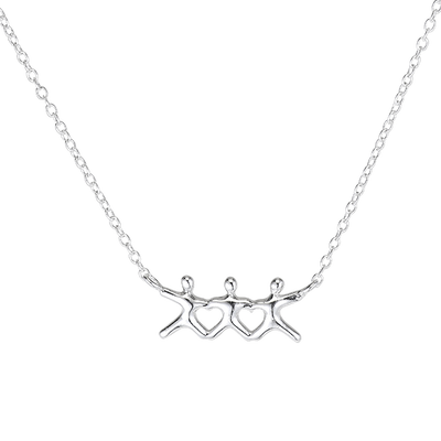 Plain Family Necklace