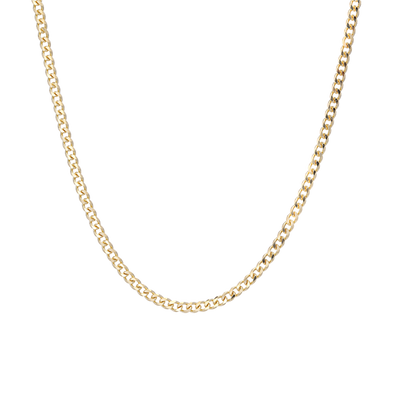 Panzer Chain Necklace